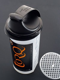 TORQ Mixer Bottle