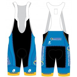 DELUX Progressive Cycle Coaching Elite Apex Jersey and Elite Apex Bib Shorts