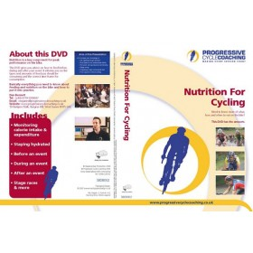 Nutrition for Cycling DVD